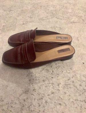 Loafers Oxfords Mokassins Kunstleder