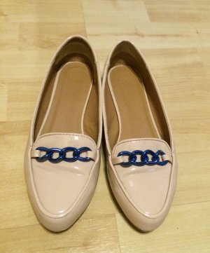 Loafers pastell rose