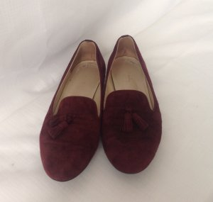 Betty Barclay Mocassins bordeaux