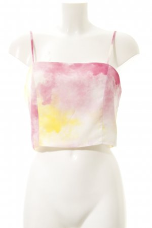 Loavies Bustier Top color gradient casual look