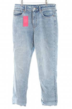 Loavies High Waist Jeans azure-pale blue casual look