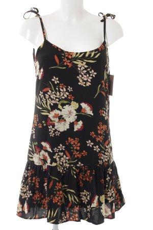 Loavies Minikleid Blumenmuster Casual-Look