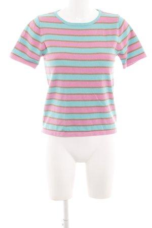 Loavies Gestreept shirt horizontale strepen casual uitstraling
