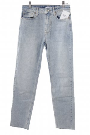"Loavies Slim Jeans ""Head Full of Dreams"" blassblau"