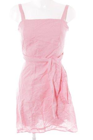 Loavies Trägerkleid rosa Beach-Look