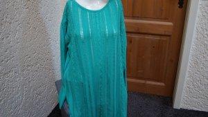 Fair Lady Jersey largo verde tejido mezclado