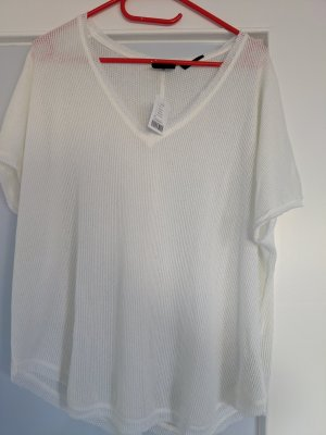 Urban Outfitters Top extra-large blanc