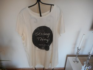 locker fallendes T-Shirt