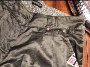Napapijri Khakis green grey mixture fibre