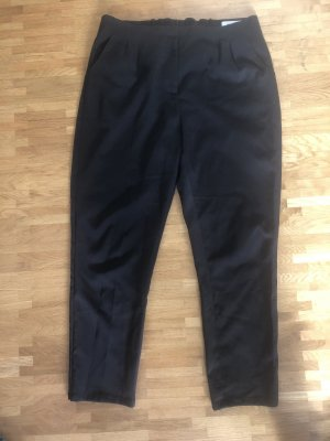 Vero Moda Pantalone peg-top nero