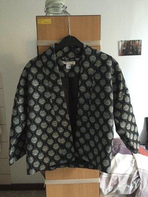 Lockere Jacke in A-Form