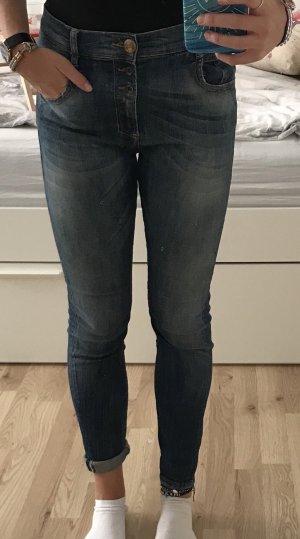 Only Jeans boyfriend bleu