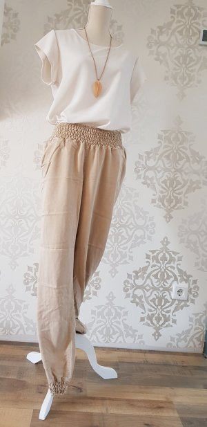 Colours of the World Stoffen broek beige