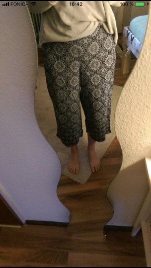 H&M Pantalon 3/4 multicolore