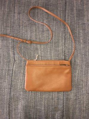 Zara Bolso marrón claro