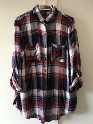 Forever 21 Long Sleeve Blouse multicolored