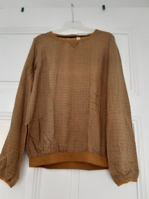 Lockerer Blusensweater