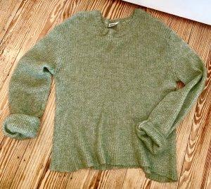 MTWTFSSWEEKDAY Jersey de lana verde claro