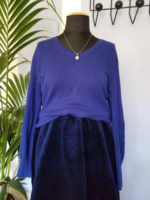 Lockerer Pullover aus Seide und Kaschmir
