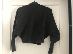 Lockerer Pullover mit Rollkragen