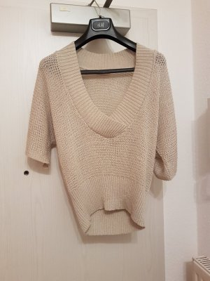 Lockerer Sweater/Pullover (38) in Beige/Nude von Orsay