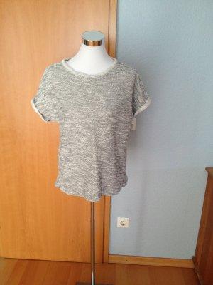 lockeres aktuelles Frühjahrs- Shirt, Größe 38/40