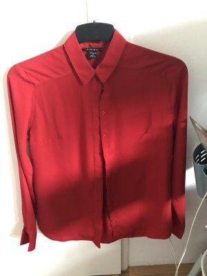 Amisu Long Sleeve Shirt red