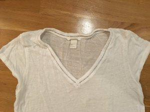 Lockeres Leinen-Shirt
