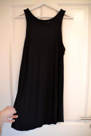 Lockeres schwarzes Kleid