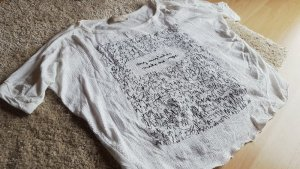 Lockeres Shirt mit Print