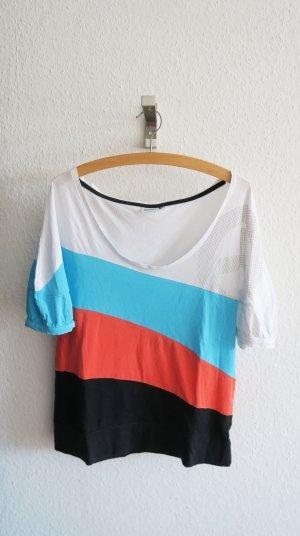 Chiemsee Oversized shirt veelkleurig