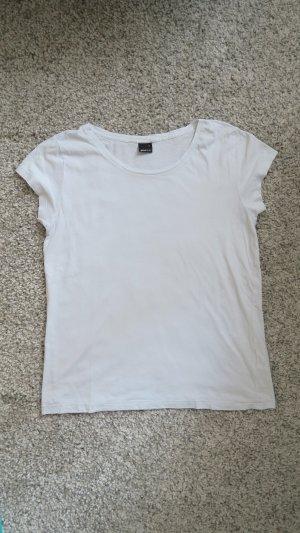 lockeres T-Shirt hellblau