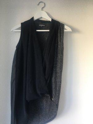 Superstar Blusa nero-grigio scuro
