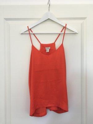 Lockeres Top von H&M Conscious orange