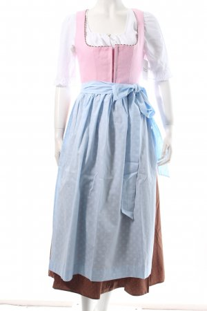 Lodenfrey Dirndl Colourblocking Country-Look