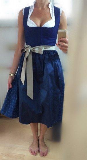 Lodenfrey Dirndl bleu