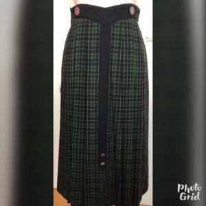 Lodenfrey Traditional Skirt multicolored new wool