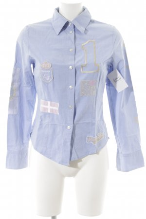 Lodenfrey Hemd-Bluse mehrfarbig Casual-Look