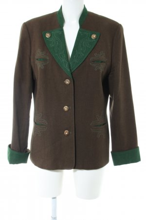 Lodenfrey Traditional Jacket brown-green business style