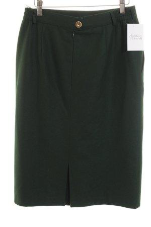 Lodenfrey Trachtenrock waldgrün klassischer Stil