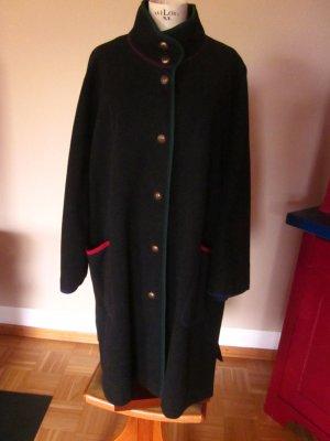 Schneiders Salzburg Manteau en laine brun noir-noir tissu mixte