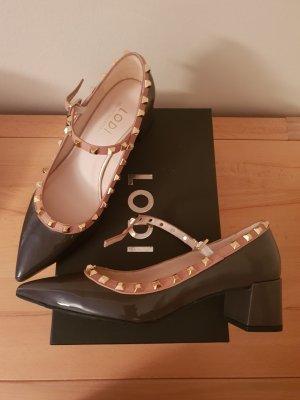 Lodi Pumps im Valentino Style Lackleder Gr. 39