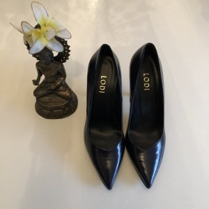 {{ LODI }} Pumps in 39 / dunkelblau NEU