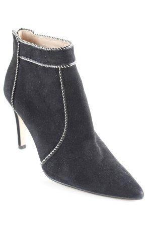 Lodi Reißverschluss-Stiefeletten schwarz Elegant
