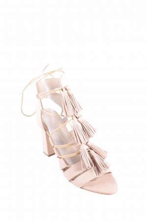 Loeffler Randall High Heel Sandal dusky pink street-fashion look