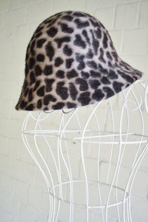 Loevenich Chapeau cloche multicolore tissu mixte