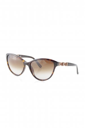 Loewe Butterfly Brille schwarz-braun Street-Fashion-Look