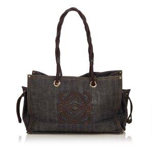 Loewe Denim Tote Bag