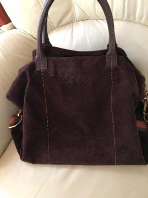 LOEWE Handtasche Reisetasche Leder !!!