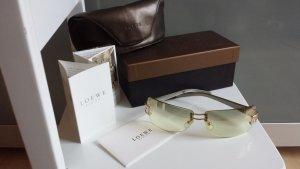 Loewe Occhiale da sole oro-grigio chiaro Altro